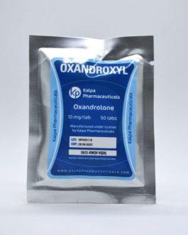 Oxandroxyl (Oxandrolone)