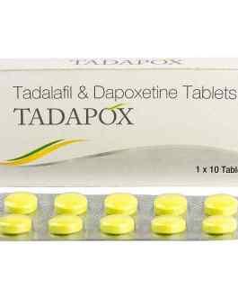 Tadapox 20/60mg