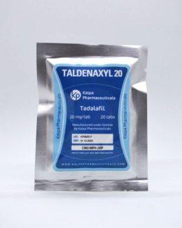 Taldenaxyl 20 (Tadalafil)