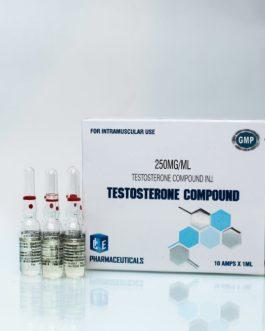 Testosterone Compound (Sustanon)