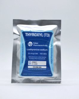 Thyroxyl (Liothyronine Sodium T-3)