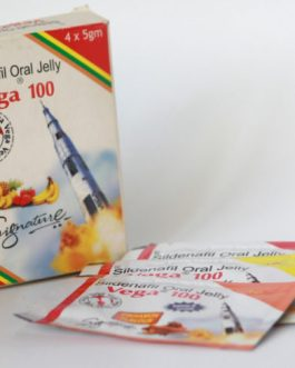Vega Oral Jelly 100mg