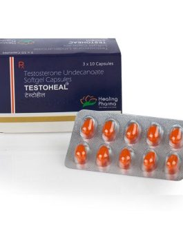 Testoheal 40 mg