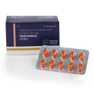 Testoheal-40mg-Testosterone-Undecanoate