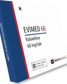 EVIMED 60 (Raloxifene)