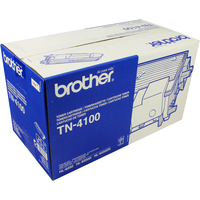 Brother TN4100 Toner Cartridge Black TN-4100-0