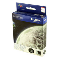 Brother LC1000BK Ink Cartridges Black LC-1000BK-0