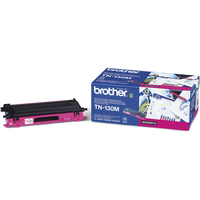 Brother TN130M Toner Cartridge Magenta TN-130M-0