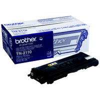 Brother TN2110 Toner Cartridge Black TN-2110-0