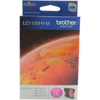 Brother LC1100HYM Ink Cartridges Magenta LC-1100HYM-0