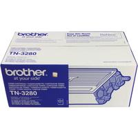 Brother TN3280 Toner Cartridge Black TN-3280-0