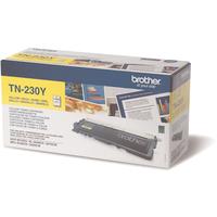 Brother TN230Y Toner Cartridge Yellow TN-230Y-0