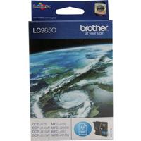 Brother LC985BK Ink Cartridge Black LC-985BK-0