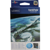 Brother LC985BK Ink Cartridge Black LC-985BK-0