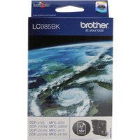 Brother LC985C Ink Cartridge Cyan LC-985C-0