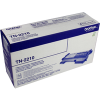 Brother TN2210 Toner Cartridge Black 1.2K TN-2210-0