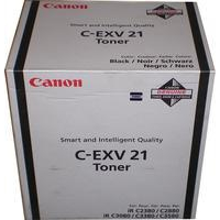Canon C-EXV 21 Toner Cartridge Black 0452B002-0