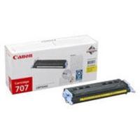 Canon 707Y Toner Cartridge Yellow CRG-707Y 9421A004AA-0