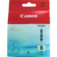 Canon CLI-8PC Ink Cartridge Photo Cyan CLI8PC 0624B001-0
