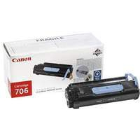 Canon 706 Toner Cartridge Black CRG-706 0264B002AA-0