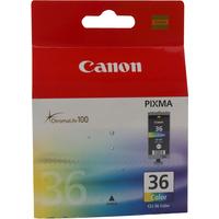 Canon CL-36 Ink Cartridge 4-Colour CLI36 1511B001-0