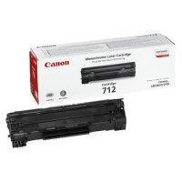 Canon 712 Toner Cartridge Black CRG-712 1870B002AA-0