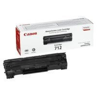 Canon 712 Toner Cartridge Black CRG-712 1870B002AA-0