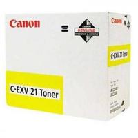 Canon C-EXV 21 Toner Cartridge Yellow 0454B002-0