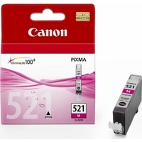 Canon CLI-521M Ink Cartridge Magenta CLI521M 2935B001AA-0