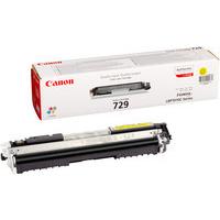 Canon 729 Toner Cartridge Yellow 4367B002AA-0