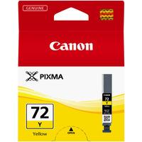 Canon Pixma Pro-10 PGI-72Y Ink Cartridge Yellow 6406B001-0