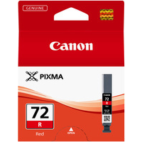 Canon Pixma Pro-10 PGI-72R Ink Cartridge Red 6410B001-0