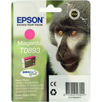 Epson T0893 Ink Cartridge Magenta C13T089340-0