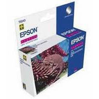 Epson T0343 Ink Cartridge Magenta C13T034340-0