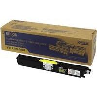 Epson C13S050558 Toner Cartridge Yellow-0
