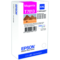 Epson T7013 Ink Cartridge Extra High Yield Magenta C13T70134010-0