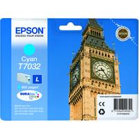 Epson T7032 Ink Cartridge Cyan C13T70324010-0