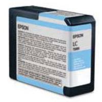 Epson T5805 Ink Cartridge Light Cyan C13T580500-0