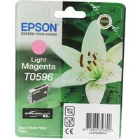 Epson T0596 Ink Cartridge Light Magenta C13T059640-0