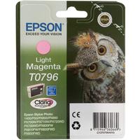 Epson T0796 Ink Cartridge Light Magenta C13T079640-0