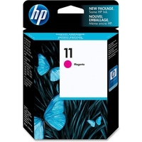HP 11 Ink Cartridge Magenta C4837AE C4837A-0