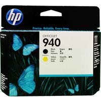 HP C4900A Print Head Black & Yellow HPC4900A HP 940-0