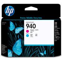 HP C4901A Print Head Magenta & Cyan HPC4901A HP 940-0