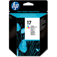 HP 17 Ink Cartridge Tri-Colour C6625A C6625AE HP17-0