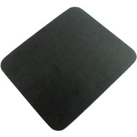 Q-Connect Mouse Mat Black-0