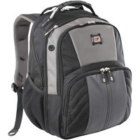 Gino Ferrari Astor Laptop Backpack Black GF502-0