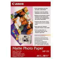 Canon Matt Photo Paper A3 170gsm MP-101A3 Pk40-0