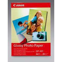 Canon Glossy Photo Paper A4 170gsm Pk100 GP-501 0775B001-0