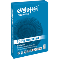 Evolution Business Paper A4 100gsm White Pk500 EVBU21100-0