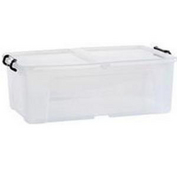 Strata Smart Box 24L Clear Pk1 HW673-0